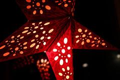 C h r i s t m a s (Dasto003) Tags: christmas hohoho light lights star red glow shine shining warm