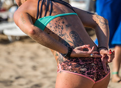 AGC_8873 (RaspberryJefe) Tags: bodyart mexicans mexico2017 zihuatanejo volleyball