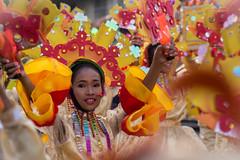 Minasa Festival faces (neilsinadjan) Tags: festival minasa bulacan bustos streetdance color tradition native religiousfestival culture faith travel traveldestination tourism