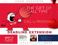 PIRR17_Call_DeadlineExtension_2Feb17_Top _PLZshare (ACRM-Rehabilitation) Tags: research scientificresearch scientificpaperposters sci braininjury medicaleducation callforproposals scientificposters rehabilitation deadline