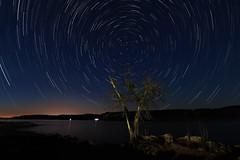 Tenn. River Star Trails (joegilbreath) Tags: tenn river guntersville lake startrails longexposure