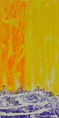 Sunshine on Snow (BKHagar *Kim*) Tags: bkhagar painting paint acrylic art artwork abstract bright