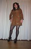 heading out... (Barb78ara) Tags: coat wintercoat fur suedecoat fishnets fishnetspantyhose nylon nylonpantyhose fishnetsnylon ankleboots stilettoheels stilettohighheels officegirl sexytgirl sexysecretary