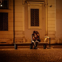 Night in Rome (cpphotofinish) Tags: marcus agrippa square eos eos5dmk3 roma rome tourist turist travel usm image italy outdoor outside photo foto light lazio canon canonef canonredlable bilde mklll mk3 mark cpphotofinish italia carstenpedersen pantheon santangelo bridge fiume tevere eternal city river ef24105mmf4lisusm
