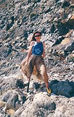 amp-1236 (vsmrn) Tags: amputee woman crutches onelegged pegleg