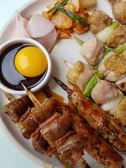Yakitori (failing_angel) Tags: 180616 london hackney dalston jidori izakaya food