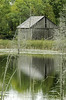 rustic reflection (TAC.Photography) Tags: reflection barn weatheredwood deadtrees serenescene