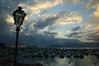 Lerici and the boats (moniq84) Tags: liguria sunrise sunrises sunset sunsets sun clouds sole nuvole tramonto lerici castle riviera levante la spezia tigullio