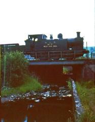 NCB 17 Barclay Side Tank Loco Waterside colliery (shipcard) Tags: andrewbarclay waterside pennyvenie ncb ncb17 westayr nationalcoalboard steam locomotive scotland industrial 1338 sidetank sillyhole dalmellington colliery