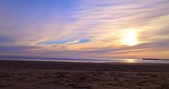 Lsd isn't a drug (coline_millet) Tags: ciel sunset sun set paysage landscape lsd city sables dolonne plage beach sky littoral sea mer seaside nuage cloud