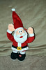 New Christmas Decs Santa was 75% off about 18 inch high singing and dancing (John Carson Essex UK) Tags: thegalaxy thegalaxystars supersix