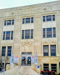 Grady County Courthouse in Chickasha, Oklahoma (kevinellison62) Tags: gradycountycourthouse courthouse judicialbuilding artdeco architecture building oldbuilding chickasha oklahoma carving court
