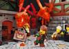 TTR2: Havoc (gid617) Tags: lego volcano havoc escape run flee stone tudor rock