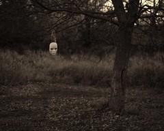 A Little Misplaced 5 (CSKalinsky) Tags: mask darkart conceptual masquerade stilllife