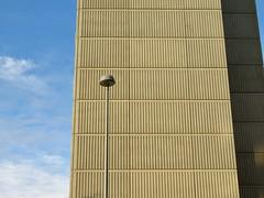 Calgary Brutalism - Baker House (benlarhome) Tags: calgary canada alberta brutalism brutalistarchitecture downtown