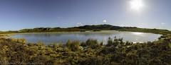 Lago Helado - Panoramica (Rubén Santamaría Fotografía) Tags: tablilla das lagoas lago helado veiga ourense orense panoramica galicia