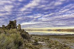 Mono Lake at Sunset (punahou77) Tags: monolake landscape lake sierras sierranevada sky stevejordan sunset nature nikond7100 night california clouds color tufa