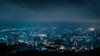 Hong Kong Nightview at Fei Ngo Shan (little_stephy0925) Tags: fujifilm fuji fujifilmxt2 fujixt2 fuji1655mm fujinon1655mm hongkong feingoshan 飛鵝山 香港 landscape cityscapes nightview mountain rainy cloudy