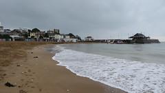 Broadstairs (Dubris) Tags: england kent thanet broadstairs seaside coast beach sand vikingbay