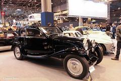 Bugatti Type 44 Coach Profilé Aérodynamique Gangloff 1928 (tautaudu02) Tags: auto paris cars coach automobile moto type bugatti coches 44 voitures 2015 artcurial gangloff rétromobile aérodynamique profilé
