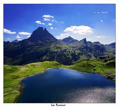 Lac Romassot (Jabi Artaraz) Tags: landscape lago paisaje zb midi pyrenees pirineos ibn pirinioak euskoflickr superaplus aplusphoto mididossau jartaraz dossau romassot lacromassot