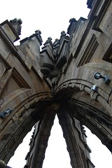 Wallace monument (mademoisellelapiquante) Tags: uk architecture scotland highlands stirling wallacemonument