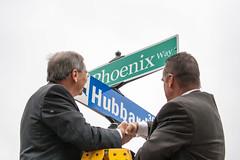 Phoenix Way Unveiling