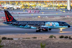 Aeropuerto Adolfo Suárez Madrid-Barajas-Airbus A320-200-OO-SNB-Brussels Airlines (Air Spotter Madrid) Tags: