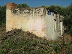 Old house, Marathitis, Heraklion, Crete (Mølterland) Tags: greece crete heraklion 2015 september5 marathitis