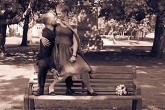 Wedding Photoshoot: Monique and Ramon (rosannameederphotography) Tags: wedding photography rotterdam nikon fotografie photoshoot liefde trouwen kleur fotoshoot bruiloft jurk bruid bruidegom d3200 instagram instawedding instaliefde instakoppel