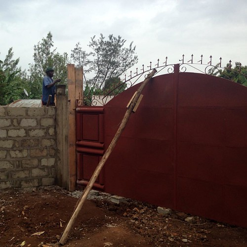 "The new Tuleeni Orphanage facility officially has walls and a gate! So exciting!! • <a style=""font-size:0.8em;"" href=""http://www.flickr.com/photos/59879797@N06/21415816504/"" target=""_blank"">View on Flickr</a>"