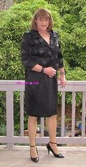 Suit 53b (Melissa451) Tags: highheels isabella satin
