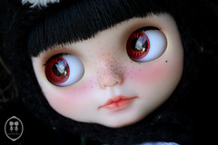 My Custom Commissions Blythe Doll