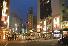 nagoya14027 (tanayan) Tags: road street urban japan night town alley nikon cityscape view nagoya   aichi j1