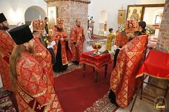 005. Patron Saints Day at the Cathedral of Svyatogorsk / Престольный праздник в соборе Святогорска