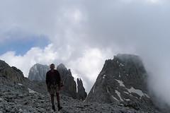 Na szczycie Cima Val di Roda