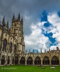Canterbury (JKmedia) Tags: church architecture religious ancient cathedral religion harrypotter canterbury christianity cloisters cofe churchofengland boultonphotography