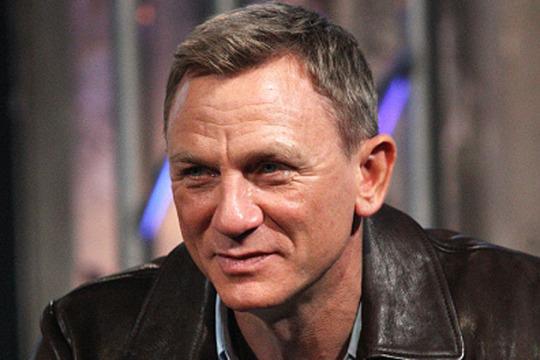 'Ainda vou ao mercado e compro meu próprio leite', diz Daniel Craig