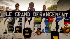 Jour d'lections  Pointe Saint-Charles (AlainC3) Tags: streetart canada may harper lections trudeau artderue mulcair duceppe
