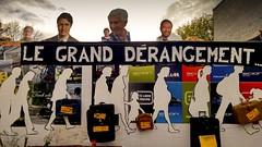 Jour d'élections à Pointe Saint-Charles (AlainC3) Tags: streetart canada may harper élections trudeau artderue mulcair duceppe