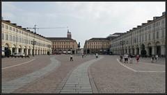 2010-07-17 Turijn - Piazza San Carlo - 2 (Topaas) Tags: torino piazzasancarlo turijn sonya550 sonydslra550