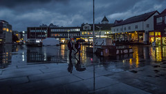 Rainy Svolvr, Lofoten (cpphotofinish) Tags: ocean street blue autumn light sky panorama mountain color colour reflection fall water rain weather norway clouds canon dark landscape outside island eos daylight norge photo reflex day skies foto image harbour outdoor panoramic norwegian nordic dslr scandinavia canondslr lofoten havn bilder vann bluelight skyer kaia hst hurtigruten landskap bilde svolvr norske farger mk3 nordland skandinavia svinya f4l canonef ef24105mmf4lisusm carstenpedersen canonmkiii mklll canon5dmk3 eos5dmk3 cpphotofinish canonredlable