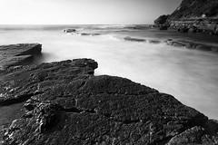 Long Exposure B&W (kelvinshutter) Tags: bw seascape canon australia 6d turimetta