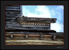 Detail Kilmanaugh General Store (the Gallopping Geezer 3.8 million + views....) Tags: old abandoned mi rural corner canon decay michigan country historic faded worn weathered generalstore backroads derelict decayed geezer corel 6d 2015 kilmanagh kilmanaghrd bayportrd