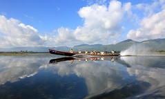 Inle Lake, Myanmar - On Explore 22 Nov 2015 (kyuen13) Tags: