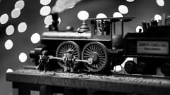 Midnight Train (watermarkimagingco) Tags: street history museum grit nc nikon raleigh tuesday d700