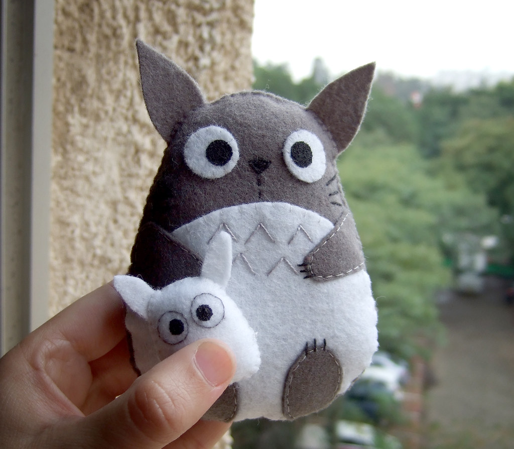 The World's Best Photos of plushie and totoro - Flickr ...