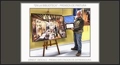 PREMIOS-CONCURSOS-PINTURA-DIPUTACION-EXTREMADURA-BADALONA-BIBLIOTECA-CUADROS-PINTURAS-CONCURSO-HOGAR EXTREMEÑO-PINTOR-ERNEST DESCALS (Ernest Descals) Tags: pictures barcelona news history painting artwork artist arte paintings noticias catalonia biblioteca vida fotos artistas painter concurso catalunya awards cafeteria historia painters sociedad cataluña actual documents pamplona pintura pintores pintar cuadros artistes pinturas ayuntamiento obras premiada premio manresa pintures documentos badalona ceremonia extremadura bibliotecas fotografias ajuntament catalans zurbaran premiado premis premi awarded historial diputacion concursos catalanes extramadura premiadas noticies premiados pintors artcompetition hogarextremeño premiats ernestdescals premiosdepintura concursosdepintura pintorernestdescals
