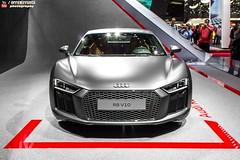 Audi R8 II V10 (effeNovanta - YOUTUBE) Tags: cars car canon eos video geneva montecarlo monaco audi supercar supercars r8 youtube audir8 topmarques audir8v10 topmarquesmontecarlo canon1100d monacotopmarques genevamotorshow2015 gims2015 geneva2015