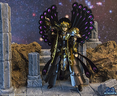 Hypnos Dieu du Sommeil (Alreaph's Gallery) Tags: classic saint god sleep bad soul inferno cloth sanctuary hades myth drowsiness ame spectre dieu eternal bandai seiya zodiaque jumeaux sommeil enfer chevaliers surplice sanctuaire specter hypnos elysion deesse surplis tamashii enfers eternelle torpeur alreaph